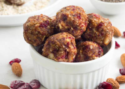 Super Healthy Energy Balls Your Kids Will Love