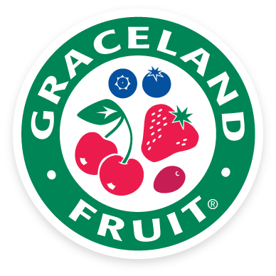 Graceland Fruit Logo