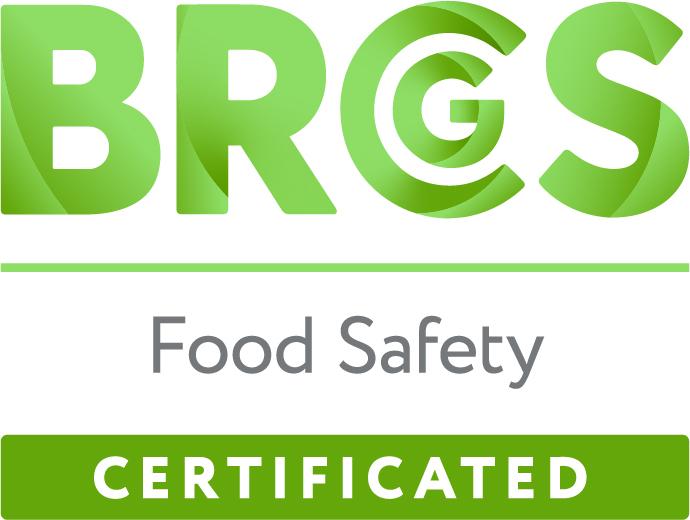 brcgs certified
